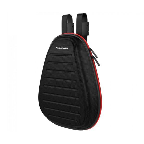 Whinck w-bolsa-back negro rojo bolsa de transporte para manillar de patinete