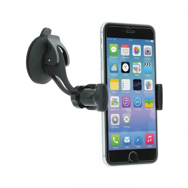 Soporte SmartPhone pinza con ventosa
