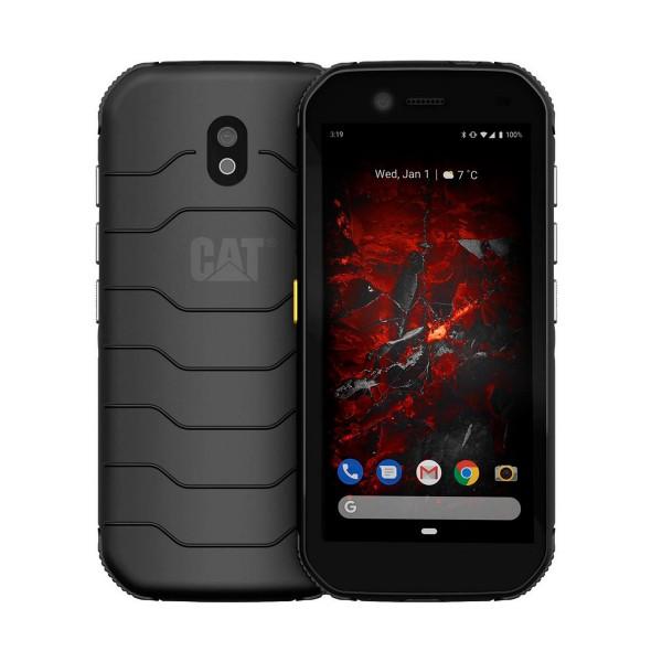 Cat s42 h+ negro dual sim/4xcore/3+32 gb/5.5'' hd+/higiene+/plata integrada/ip68/ip69