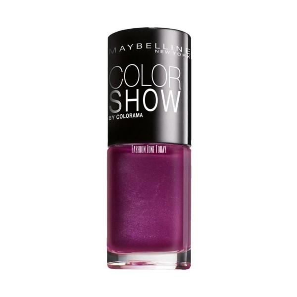 Maybelline color show laca de uñas 354 berry fusion 1ml