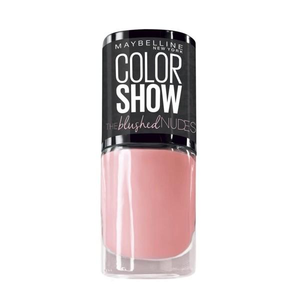 Maybelline color show laca de uñas 446 make me blush 1ml