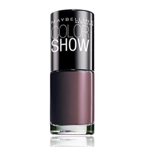 Maybelline color show laca de uñas 549 midnight taupe 1ml