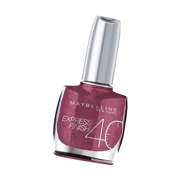 Maybelline express finish laca de uñas 225 violet doux 1ml