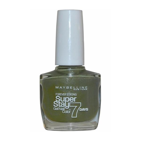 Maybelline superstay 7d laca de uñas 620 moss forever 1ml