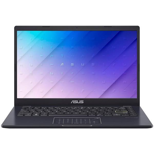 "Asus e410 portátil azul (pavo real) 14"" hd+ / celeron n4020 / 4gb / 64gb emmc / windows"