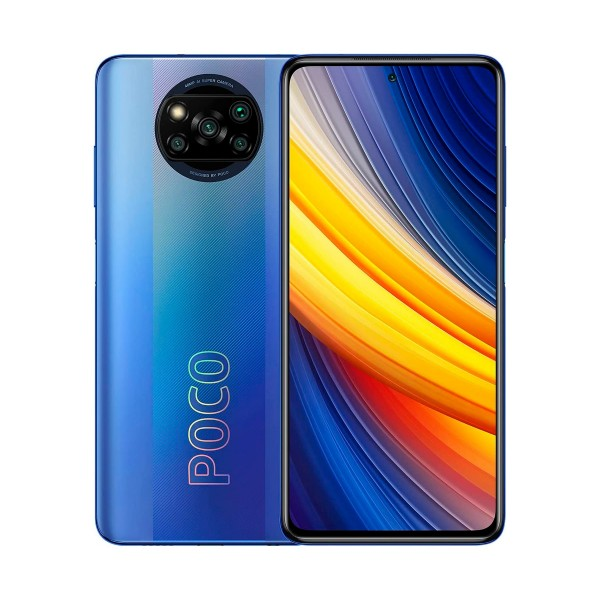 """Xiaomi poco x3 pro azul (frost blue) / 8+256gb / 6.67"""" 120hz / dual sim"""